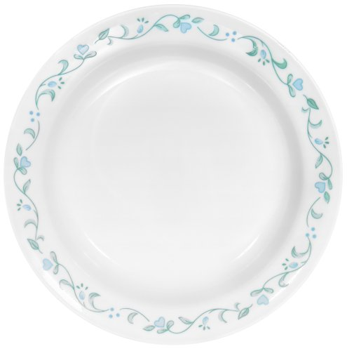 Cottage Salad Bowl - Corelle Livingware 15-Ounce Rimmed Soup/Salad Bowl, Country Cottage