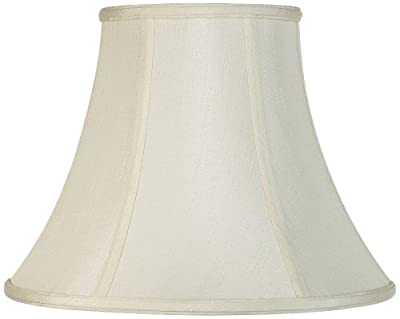 Imperial Shade Creme Lamp Shade 7 x 14 x 11 Inch (Spider)