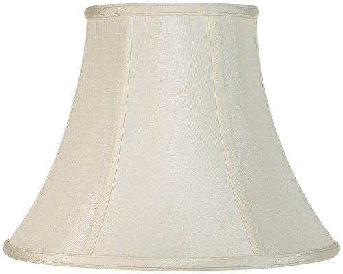 Creme Shade (Imperial Collection Creme Lamp Shade 7x14x11 (Spider))