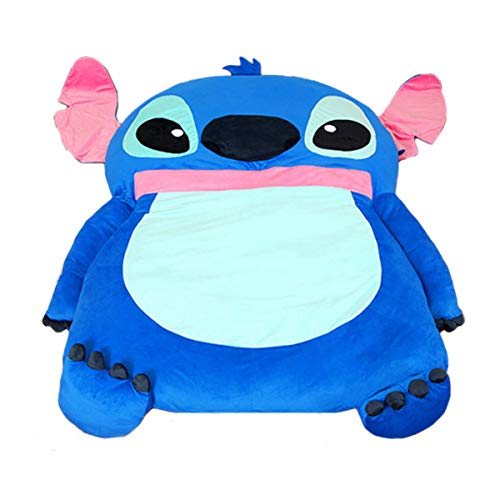 Alkem Cute Cartoon Lilo&Stitch Image Sleeping Bag Sofa Bed Twin Bed Double Bed - Bed Sleeping Bag Animal