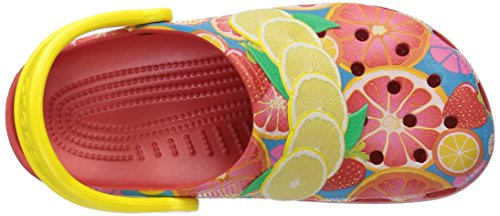 Crocs Classic Fruit Ii Clog Flame