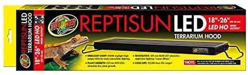 Zoo Med ReptiSun LED-Leuchte, 45–66cm