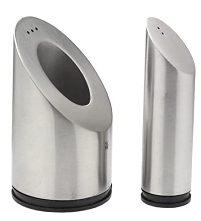 WMF Two In One Stainless Steel Salt U0026 Pepper Cylinder