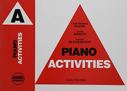 Olson Music Pathways - O5105 - Piano Activities - A
