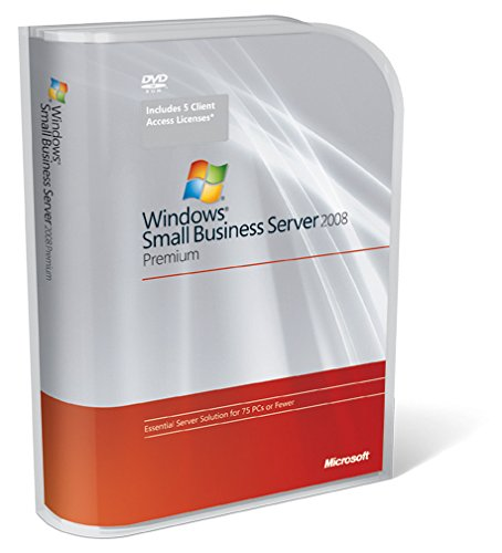 Windows Small Business Server Premium User CAL Suite 2008 English Single Client AddPak