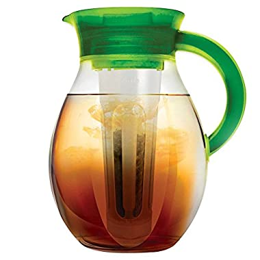 Primula The Big 1-Gallon Iced Tea & Cold Coffee Brewer in Green