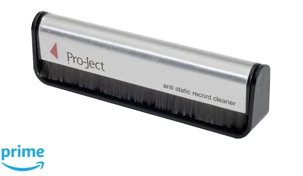 pro ject brush it  : Pro-Ject Brush It - Carbon Fiber Record Brush: Home ...