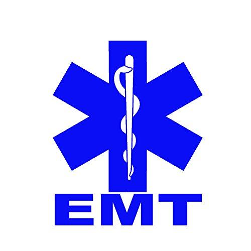 EMT STAR OF LIFE V1- size: 5