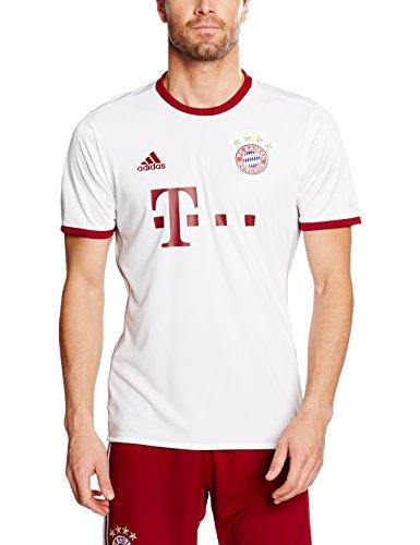 adidas 2016-2017 Bayern Munich UCL Football Shirt