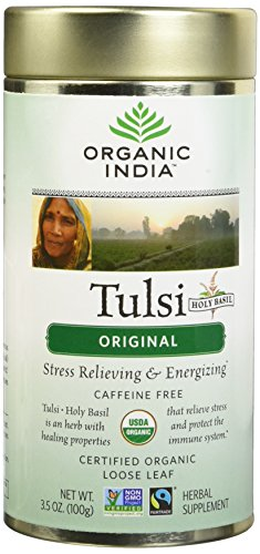 Original Tulsi Tea - Organic India Tulsi Tea, 2 Count