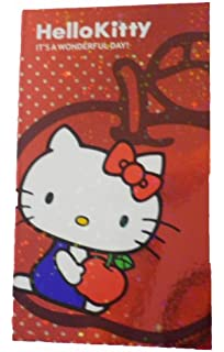 Amazon red hello kitty card holder hello kitty id holder hello kitty id and card holder sanrio hello kitty mini photo album reheart