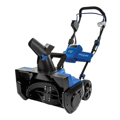 Snow Joe iON21SB-PRO 21-Inch Cordless Single Stage Snow Blower w/ Rechargeable 40-V 5.0 Ah Lithium-Ion Battery by Snow Joe
