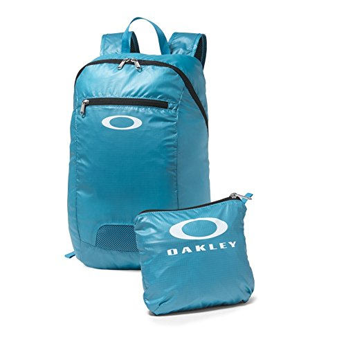 Oakley Mens Packable Backpack One Size Lake - Oakley Bag Stand
