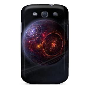 New Arrival Cases Specially Design For Galaxy S3 (space)