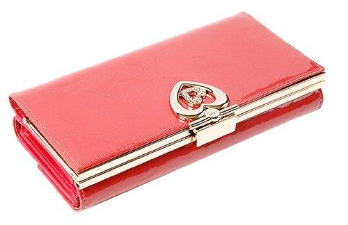 Violett – HERB (light-pink) Checkbook Wallet, Bags Central