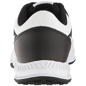 NIKE Men's Air Epic Speed TR II Cross Training Shoe, Black/White, 10.5 D(M) US