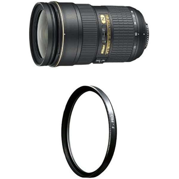 Ultraviolet UV Multi-Coated HD Glass Protection Filter for Nikon AF Nikkor 24-50mm f//3.3-4 Zoom Lens