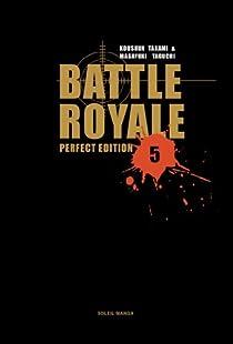Battle Royale, tome 5 par Taguchi