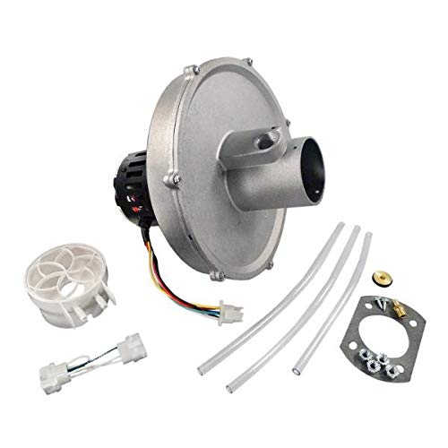 Combustion Air Blower - Pentair 77707-0251 Combustion Air Blower Replacement Kit Pool and Spa Natural Gas Heater