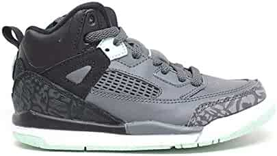 hot sales bfc58 65613 Jordan Spizike Black Mint Foam-Dark Grey (Little Kid) (13.5 M