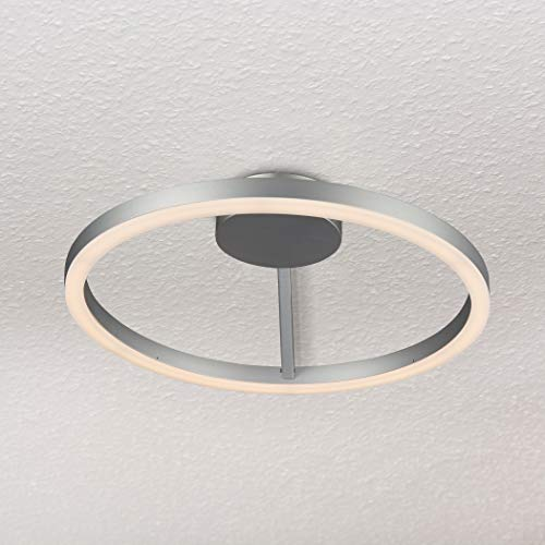Enthusiastic 24w Round Led Ceiling Lights Modern Flush Mounted Led Ceiling Lamp For Living Room Bedroom Decoration Fixtures Lighting Elegant In Smell Ceiling Lights & Fans