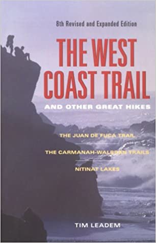 Book The West Coast Trail and Other Great Hikes