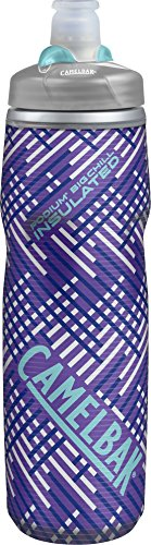 CamelBak Podium Big Chill Insulated Water Bottle, Periwinkle, 25 oz Cycling Water Bottle