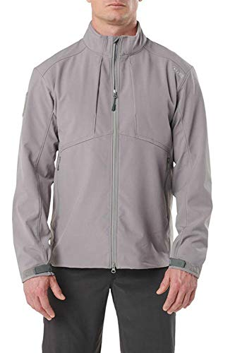 5.11 Tactical Men's #78005 Sierra Soft Shell All Weather Jacket