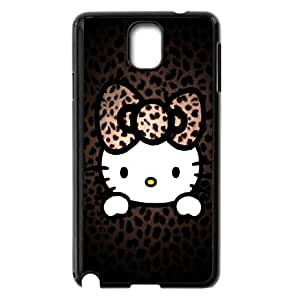 Hello Kitty Samsung Galaxy Note 3 Cell Phone Case Black GY075855