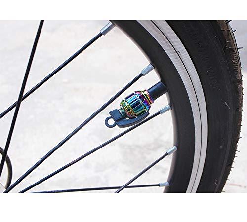 K-Fang, Auto Bicicleta Bicicleta Coche Neumático Válvula Tapas ...