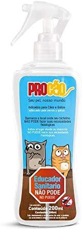 Educador Sanitário Não Pode para Cães e Gatos Procão