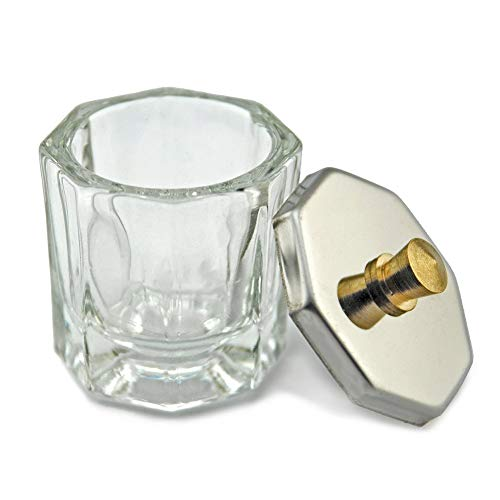 KADS Glass Dappen DishLid