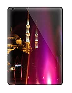 Hot Fashion HcI9075Zqxz Design Cases Covers For Ipad Air Protective Cases (blue Mosque Night)