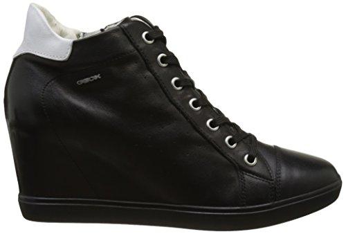 Geox Scarpe blackc9999 Alte Nero D6267a0bv21 Donna vrcgwvxq14