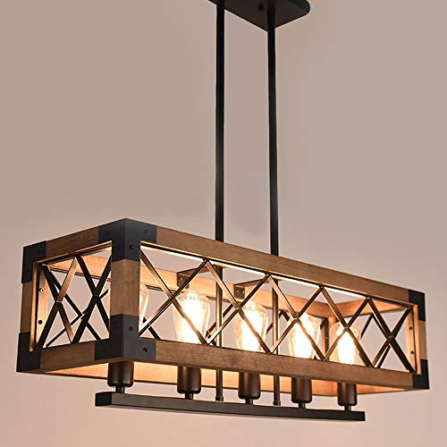 Rectangular Canopy Pendant Lighting