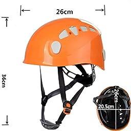 Rock Climbing Arborist Helmet Hard Hat Carving Rappelling Safety Equipment