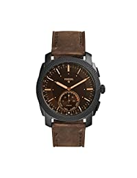 Fossil FTW1163 Smartwatch para Hombre, color Negro