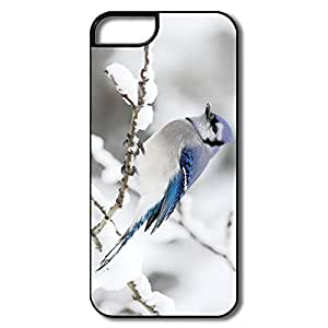 Beautiful Bird Winter Hard Best Case For Sam Sung Galaxy S5 Mini Cover