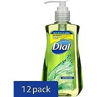 12-Pack Dial Antibacterial Liquid Hand Soap 7.5 Fluid Oz. (Aloe)