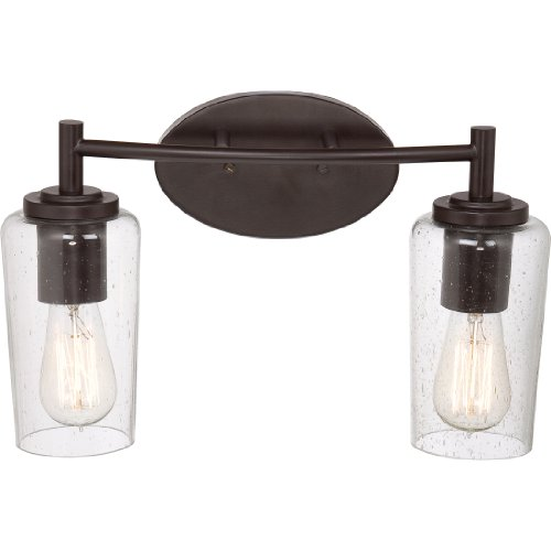 Western lighting fixtures amazon quoizel eds8602wt edison 2 light bath light western bronze aloadofball Image collections