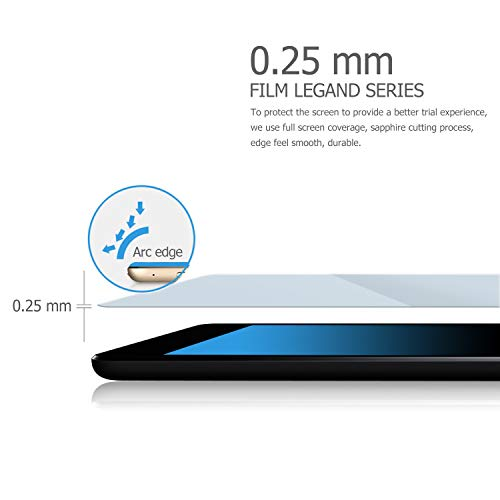 IVSO Samsung Galaxy Tab S4 10.5 Tablet Screen Protector Tempered-Glass HD Clear Scratch Resistant for Samsung Galaxy Tab S4 SM-T830 Wi-Fi & SM-T835 4G LTE 10.5-inch 2018 Release Tablet by IVSO (Image #5)