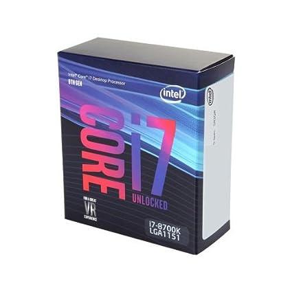 Image Unavailable. Image not available for. Color  Intel Core i7-8700K  Desktop ... 7c40536ba0fd