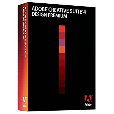 Adobe Creative Suite 4 Design Premium Upgrade (Spanish) [Old Version]