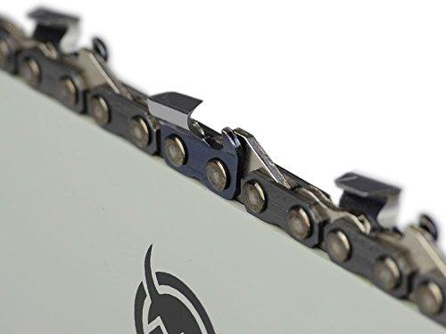 38cm Schwert-Set Drive mit 2 Vollmei/ßelketten .325 64TG 1,5mm passend f/ür Dolmar 111