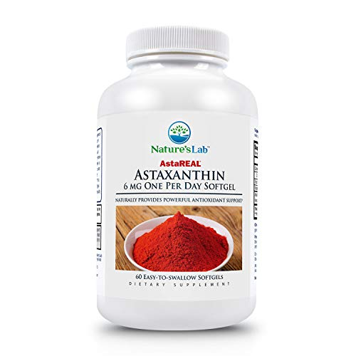 Natures Lab Astaxanthin Soft Count product image