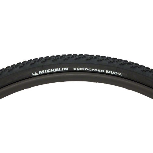 Michelin Cyclocross Mud 2 700x30 Black