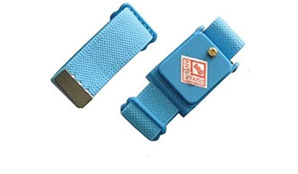 2Pcs Wireless Anti Static ESD Discharge Band Wrist Strap for Student Driver