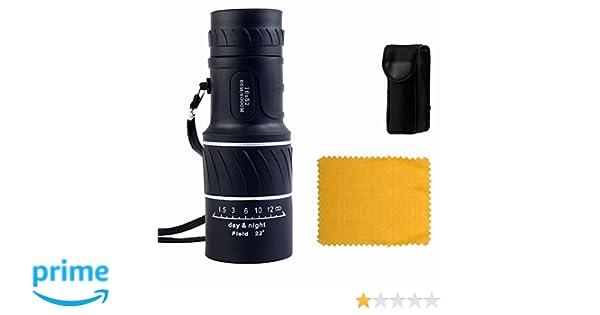 Amazon new seller halebor monocular telescope