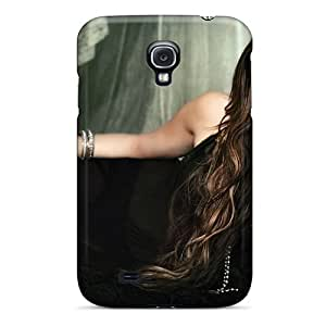 Galaxy S4 Case Cover Miley Cyrus Elegant Black Dress Case - Eco-friendly Packaging