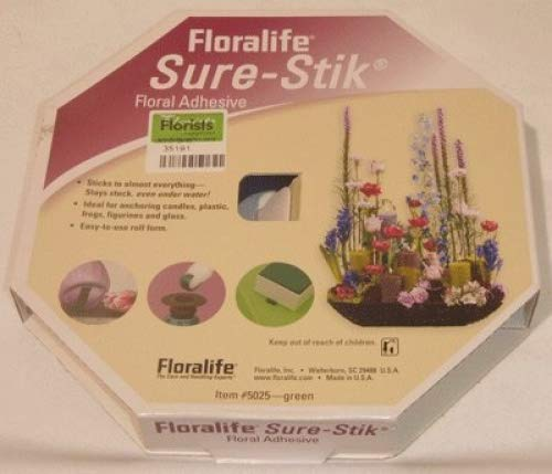 Floral Putty- Sure Stik- Green